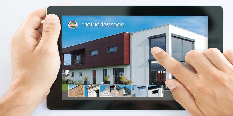 fassaden visualisierung die mobile daex web app f r profis daex. Black Bedroom Furniture Sets. Home Design Ideas