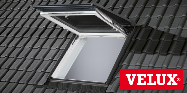 velux solar rollladen jetzt auch f r wohn und. Black Bedroom Furniture Sets. Home Design Ideas